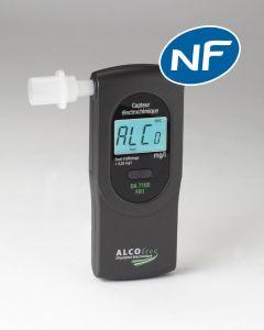 Calibrage DA 7100 FR1   Alcopass
