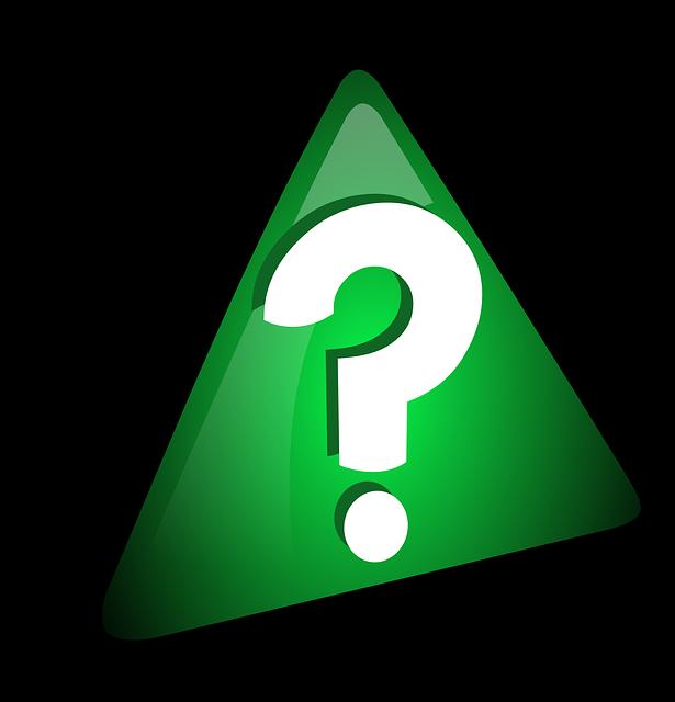 FAQ Foire Aux Questions