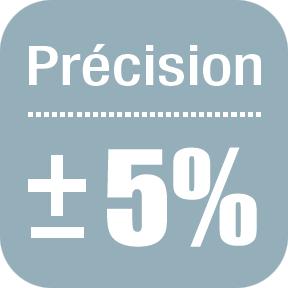 ALCOPASS V1 Précis à 5% près